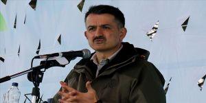 Bakan Pakdemirli: Türkiye tarımsal hasılada Avrupa'da birinci, dünyada ise ilk 10 içinde