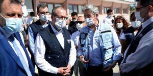 DSÖ Avrupa Direktörü Kluge: Dünya Sağlık Örgütüyle Türkiye'nin büyük bir iş birliğinde olacağına emin olabilirsiniz