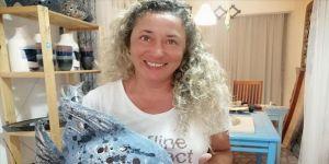 İtalya'dan gelip Çanakkale'de atölye açan seramik sanatçısı 'kültür elçisi' oldu