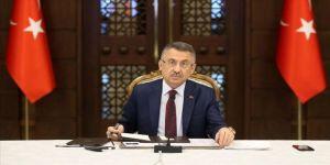 Cumhurbaşkanı Yardımcısı Oktay'dan 'Srebrenitsa' paylaşımı