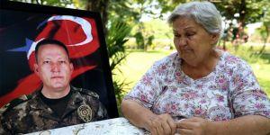 Şehit emniyet müdürü Baysan'ın ailesinin acısı dinmiyor