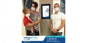 Merkez Prime Hastanesi Çocuk Ortopedi Kliniği ilk misafirini ağırladı