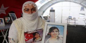 Diyarbakır annelerinden Sancar: Gel kızım artık bu hasretlik bitsin