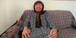 Osmaniye'de 108 yaşındaki Emine ninenin 'yaşam sırrı' doğal beslenme