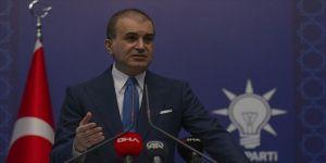 AK Parti Sözcüsü Çelik: Ayasofya Camii'nin evrensel kültürel mirası korunacaktır