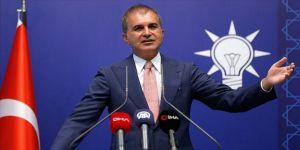 AK Parti Sözcüsü Çelik'ten CHP'nin Ayasofya Camisi ile ilgili açıklamasına tepki