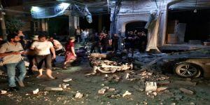 Rus savaş uçakları, TSK'nın kontrolündeki El Bab'a hava saldırısı düzenledi: 1 ölü, 11 yaralı