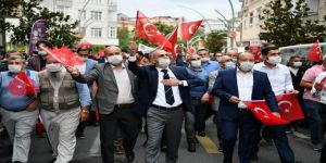 """Çiftçi,"""" 15 Temmuz milletimizin dirilişi ve şahlanışıdır"""""""