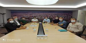 Kurban Bayramı öncesi koordinasyon toplantısı yapıldı