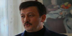AK Parti'li Hamza Dağ'dan İzmir'e 'sağlık teknoparkı' müjdesi