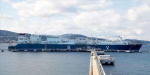 Türkiye'nin LNG ithalatında ABD'nin payı artıyor