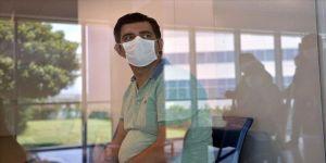 Koronavirüsle mücadelesini kazanan hemşire Dağlı: 10 yıllık meslek hayatımda böyle bir akciğer görmemiştim