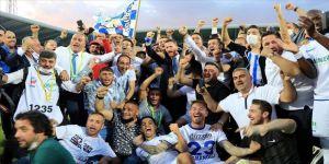 Büyükşehir Belediye Erzurumspor, bir yıllık aranın ardından Süper Lig'e geri döndü