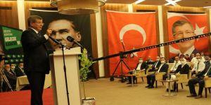 Gelecek Partisi Genel Başkanı Davutoğlu: Ayasofya'nın açılması bize sürur vermiştir