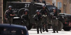İsrail güçleri Batı Şeria'da 2 Filistinliyi yaraladı