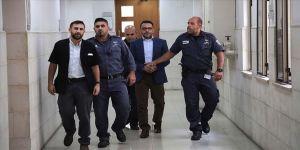 İsrail polisi Kudüs Valisi Gays'ı yine gözaltına aldı