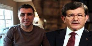 Hakan Şükür'den Davutoğlu'na: Ben istifa ettim, sen kovuldun