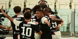 Juventus, Lazio engelini kayıpsız aştı