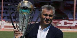 Hatayspor'dan teknik direktör Mehmet Altıparmak açıklaması