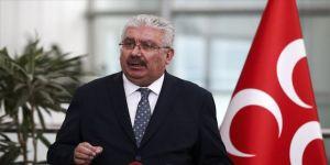 MHP'li Yalçın: Seçmen kitlesini Türk-Kürt diye ayırmak, ülkeye ve bin yıllık kardeşlik hukukuna ihanettir