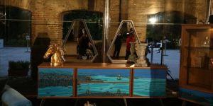 'İstikbal Sanat Koleksiyonu'nun ilk serisi tanıtıldı