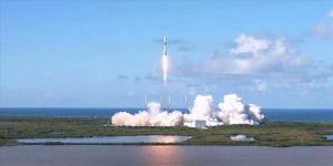 SpaceX, Güney Kore'nin ilk askeri iletişim uydusunu uzaya fırlattı