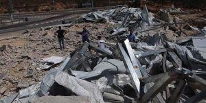 İsrail askerleri Batı Şeria'da karantina merkezini de yıktı