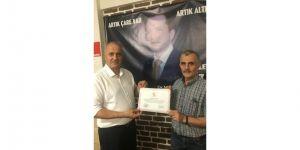 Mustafa Bayazıt başkanlığında ilk mahalle temsilciliği ataması