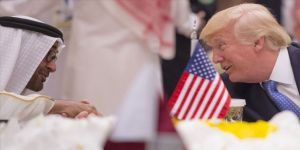 Trump ve BAE Veliaht Prensi Al Nahyan'dan Libya görüşmesi