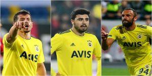 Fenerbahçeli futbolcular Emre, Ozan ve Vedat Muric PFDK'ye sevk edildi