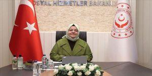 Bakan Zehra Zümrüt Selçuk: Evde bakım ücreti 1544 liraya yükseltildi
