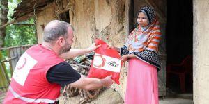 Kızılay'ın 17 ülkede keseceği kurbanlar ihtiyaç sahiplerine ulaşacak