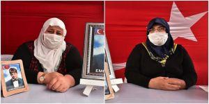 Diyarbakır anneleri evlat hasretinin bayram öncesi sona ermesini istiyor