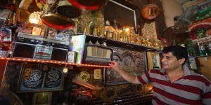 Gazze'deki felafil dükkanı, müşterilerini 100 yıl öncesine götürüyor
