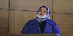 Aile, Çalışma ve Sosyal Hizmetler Bakanı Selçuk'tan 'kadına şiddetle mücadele' paylaşımı