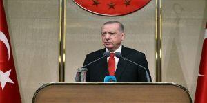 Cumhurbaşkanı Erdoğan: Kadına karşı işlenen tüm suçları lanetliyorum