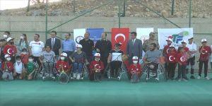 Şırnak'ta 'Cudi Cup Uluslararası Tenis Turnuvası' düzenlenecek