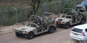 İsrail ordusundan Lübnan sınırındaki birliklere takviye
