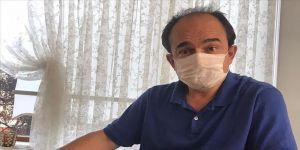 Kovid-19'u yenen hekim plazma bağışıyla diğer hastalara umut oldu