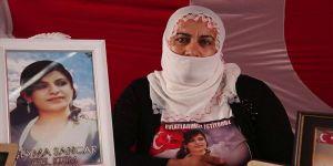 Diyarbakır annelerinden Sancar: Evlatlarımızı HDP'den, PKK'dan almadan buradan kalkmayacağız