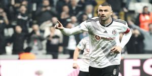 Burak Yılmaz'dan Beşiktaş'a veda mesajı