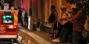 İzmir'de bir otel yangın nedeniyle boşaltıldı