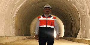 Ulaştırma ve Altyapı Bakanı Karaismailoğlu'ndan Amasya Çevre Yolu değerlendirmesi