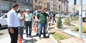 Hakkari görevlendirme yapılan belediyeyle 'değişim ve dönüşüm'ü yaşıyor
