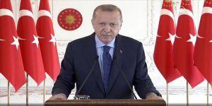 Cumhurbaşkanı Erdoğan: Türkiye'nin diz çökmesini bekleyenleri bir kez daha hayal kırıklığına uğrattık
