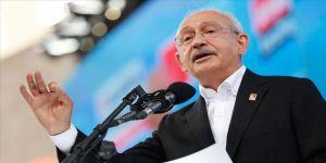 CHP'nin 37. Olağan Kurultayı'nda Kılıçdaroğlu genel başkanlığa tek aday olarak gösterildi
