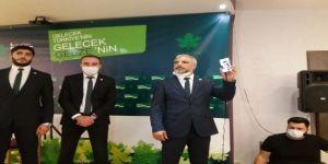 Müslüm Osmanoğlu seçilmiş başkan oldu