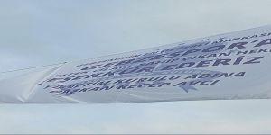 Gebzespor yönetiminden bayraklı teşekkür