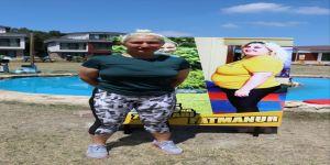 Doğa kampıyla 5 ton zayıflayan 100 kişi 5 milyon adımla obeziteye dikkat çekiyor