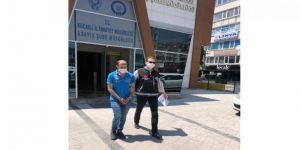 3 ayrı 'Hırsızlık' suçundan Ağır Hapis cezası ile aranan şahıs yakalandı